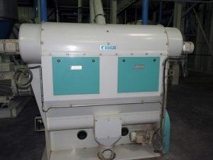 Buhler Moulin Habour équipement