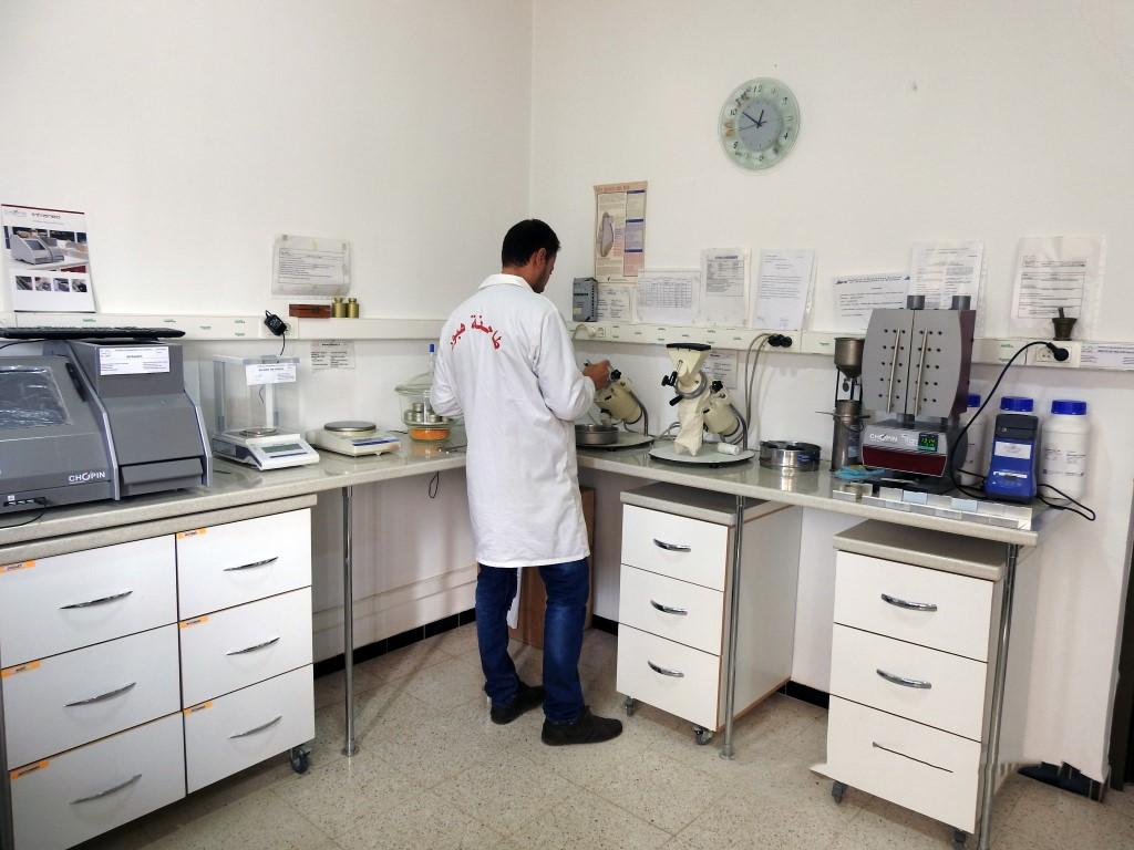 Laboratoire Moulin Habour Oran